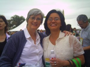 Nancy Quade and Linda Sue Park