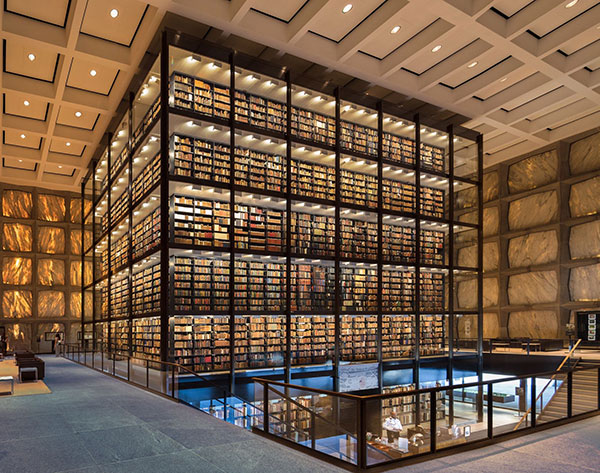 Beinecke Rare Books Library, Yale University