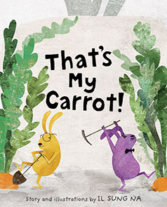 That's My Carrot!